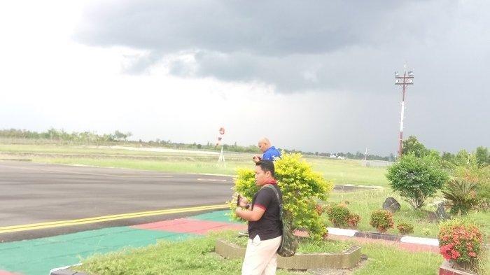 Bandara Sanggu Bakal Bisa Didarati Pesawat ATR, Warga Buntok Tak Perlu Lagi Lewat Syamsudin Noor