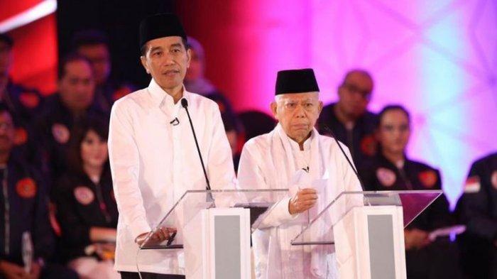 Suara Jokowi-Maruf Nihil pada Sejumlah TPS di Pulau Madura, Ini Link Real Count Pemilu 2019 KPU