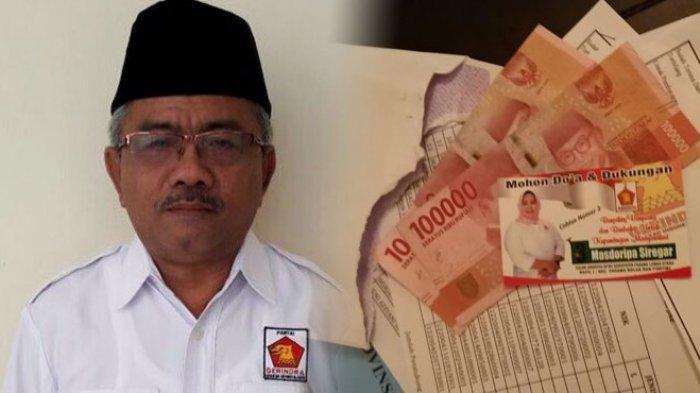 Wakil Bupati dan Istri Kena OTT Politik Uang, Ditemukan 4 Ribu Amplop Berisi Uang 'Serangan Fajar'