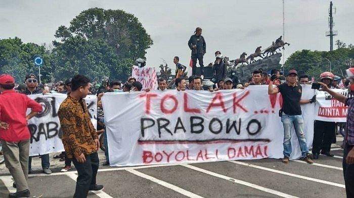 Warga Boyolali Balas Telak Beri Suara Nol Kepada Prabowo-Sandiaga