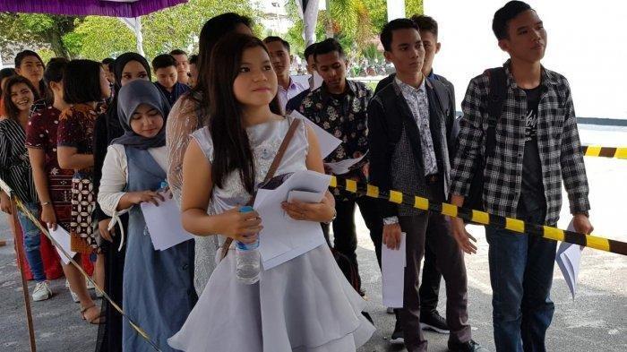 Ratusan Penyanyi Kalteng Lolos Audisi Seleksi Liga Dangdut Indosiar di Palangkaraya