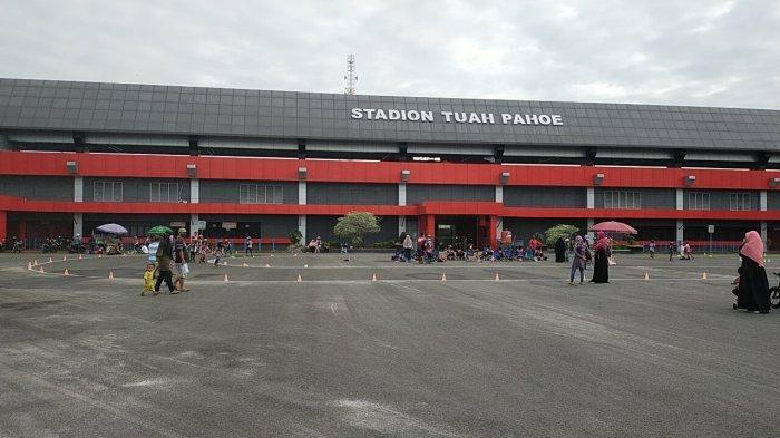 Stadion Tuah Pahoe Palangkaraya Siap Jadi Tempat Berlaga Liga 2