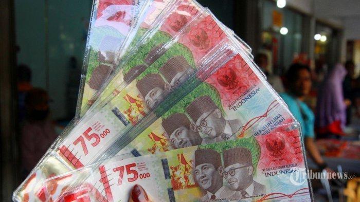 Bank Indonesia Serukan Uang Edisi Khusus Rp 75.000 Digunakan sebagai THR Idul Fitri 1442 H