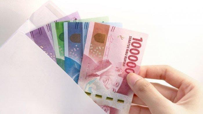 Polwan Geledah 12 Uang Palsu di Balik Bra Perempuan Ini, Dipakai Belanja di Pasar