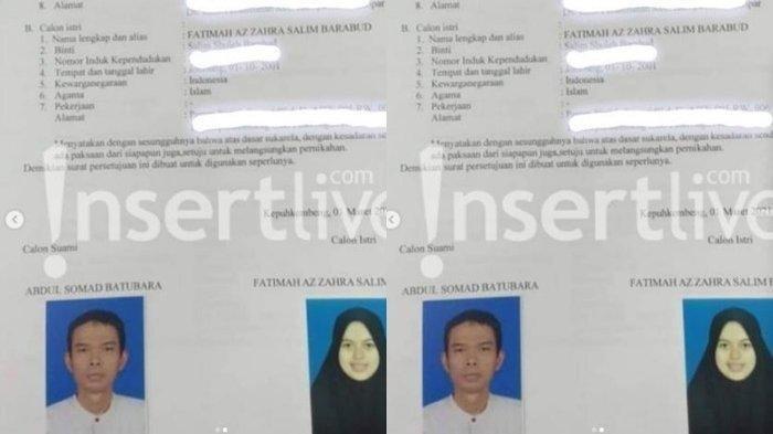 Biodata Fatimah Az Zahra Calon Istri Ustaz Abdul Somad dan Keluarga Calon Mertua UAS di Jombang