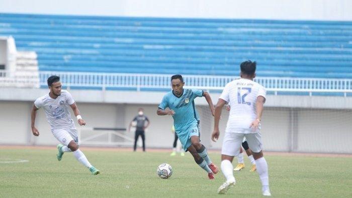 Hasil Uji Coba Klub Liga 2 Lawan Liga 1, PSIM Kalahkan Arema FC, Dewa United Akui Keunggulan Persija
