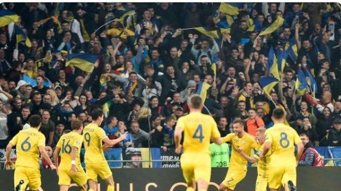 Ukraina lolos ke Euro 2020, Cristiano Ronaldo Hanya Cetak Gol Lewat Penalti untuk Portugal Skor 2-1
