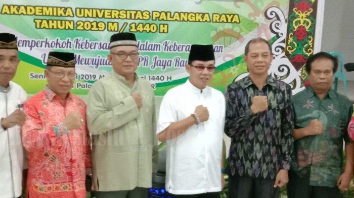 UPR Dukung Pemindahan Ibu Kota RI ke Palangkaraya, Tingkatkan Kualitas Dosen Hingga Doktoral