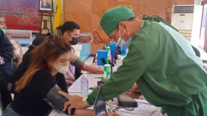NEWS VIDEO, Pemerintah Kota Palangkaraya Gelar Vaksinasi Covid-19 di Sepuluh Tempat