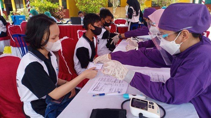 Dinas Pendidikan Palangkaraya Siap Gelar Simulasi PTM  SMP 4 Oktober