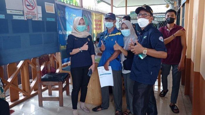 Vaksinasi Lansia di Kapuas, 1 Juli 2021 Harus Sudah Selesai, Ini Strategi Bupati Ben Brahim S Bahat