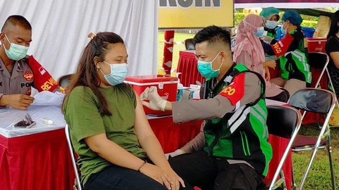 Kewajiban Vaksinasi Covid-19 Bagi Orangtua Urus Anak Masuk SD SMP di Palangkaraya Tidak Diberlakukan