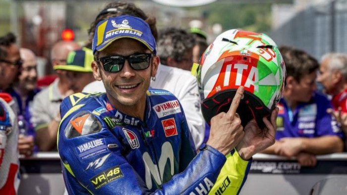 Valentino Rossi Klarifikasi Ucapannya Soal Pakai Mesin V4