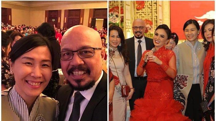Foto Bareng Veronica Tan,  Pujian Dilontarkan Andy F Noya Pada Mantan Istri BTP