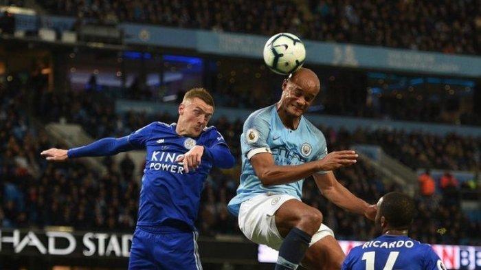 Liga Inggris Pekan ke-37, Manchester City Kembali Geser Liverpool Usai Tekuk Leicester City