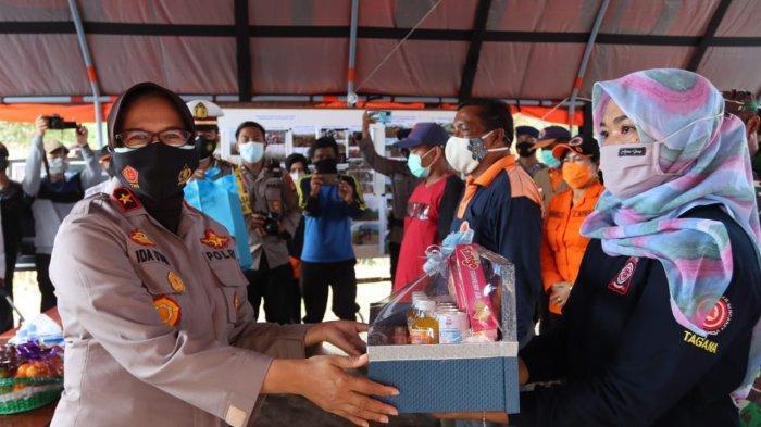 Wakapolda Kalteng Mulai Kunker ke Daerah Kabupaten, Sambangi Masjid Kyai Gede Pangkalanbun Kalteng