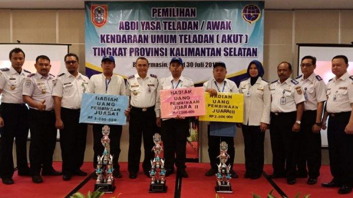 Sujaka Wakili Sopir Banjarbaru ke Tingkat Nasional