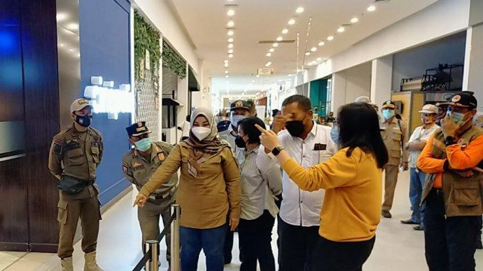 Wakil Bupati Kotim Pantau Penerapan Protokol Kesehatan Bioskop di Citimall Sampit Kalteng