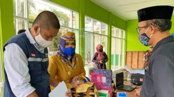 Relawan Muhammadiyah Palangkaraya Bentuk Pos Dukungan Bantu Pasien Covid-19 Saat Jalani Isoman