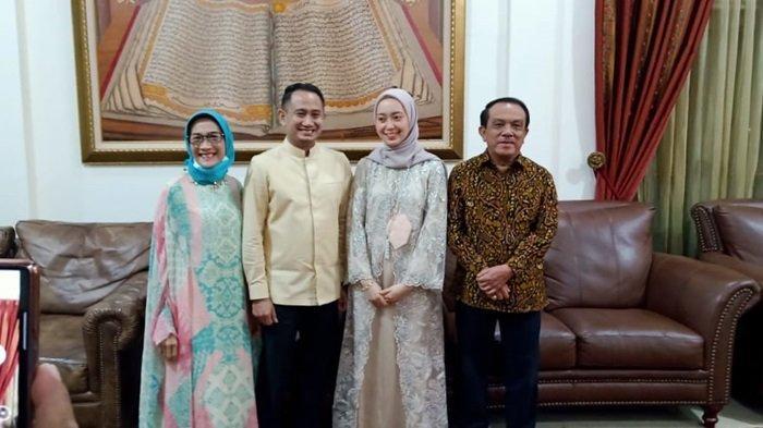Wali Kota Palangkaraya Fairid Naparin Mantap Nikahi Cucu Mantan Gubernur Kalsel HM Said