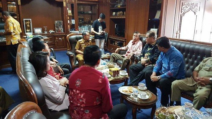Reses ke Pemko Palangkaraya, Dewan Kalteng Sepakati Ini