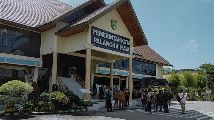 Pemko Palangkaraya Masuk Zona Hijau Pencegahan Tindak Pidana Korupsi