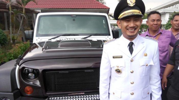Wali Kota Palangkaraya Terbitkan SK Harga Sewa Lahan Pertokoan Flamboyan
