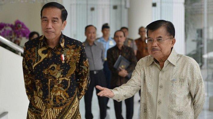 Tolak Jadi Ketua Tim Pemenangan Jokowi-Ma'ruf Amin, Ini Alasan Jusuf Kalla