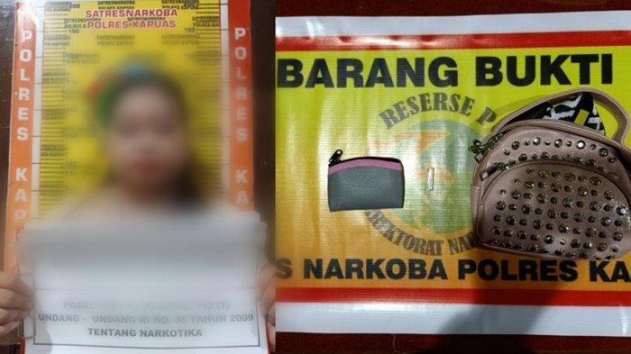 Warga Kahayan Bawa Sabu Diciduk Polisi di Pelabuhan Speedboat Kapuas