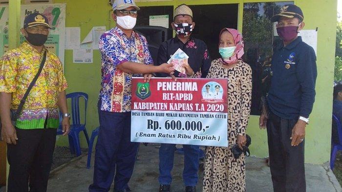 Dinsos Kapuas Bersiap Salurkan BLT APBD untuk Warga Wilayah Hulu