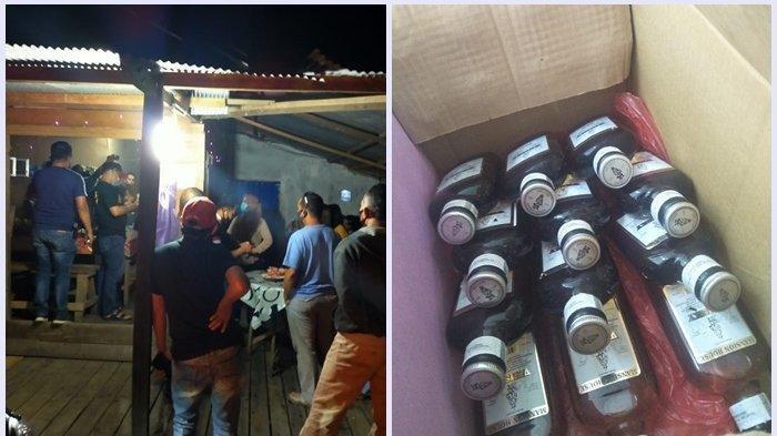 Bikin Resah, Warung Malam di HST Kalsel di Razia Polisi, 16 Pemandu Karaoke Diamankan