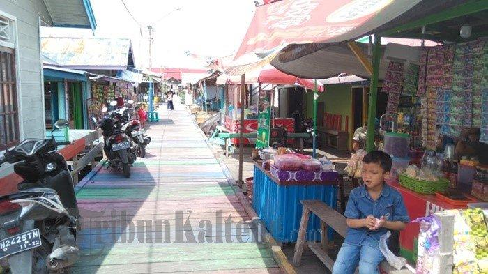 Pemko Palangkaraya Buka Lagi Objek Wisata Air HItam, Warga Pun Senang