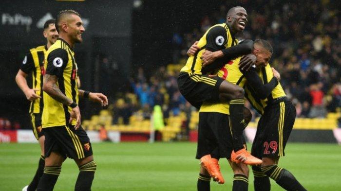 Hasil Liga Inggris - Watford Menang Lagi untuk yang Ketiga Kalinya di Premier League di Musim Ini