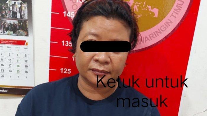 Narkoba di Kotim, 11 Paket Sabu dalam Kantong Hitam di Sarung Bantal Wewe Disita Polres Kotim