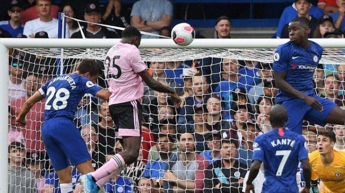 Liga Inggris di Pekan Ke-2 Chelsea Vs Leicester City, The Blues Hanya Bermain Seri 1-1