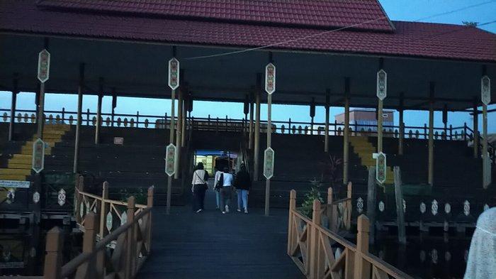 Personel TNI Dikerahkan Jaga Lokasi Wisata di Palangkaraya Selama Liburan Idulfitri