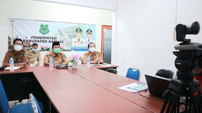 Wujudkan WBK-WBBM, Wakil Bupati Kapuas Ikut Workshop TIndak Lanjut Rekomendasi Hasil Pemeriksaan BPK