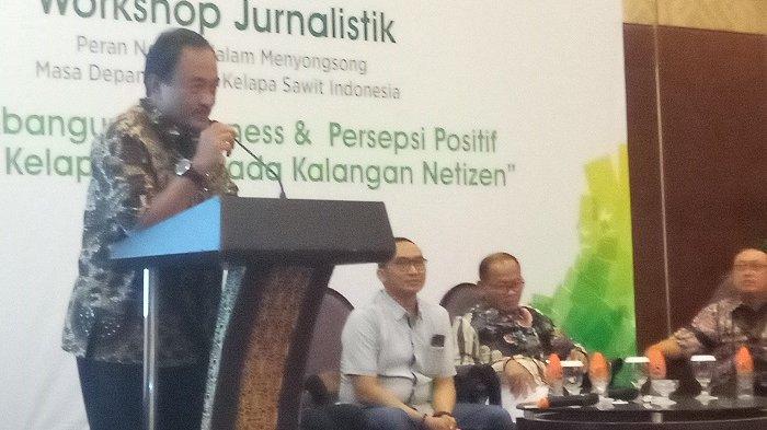 Workshop Jurnalistik Ungkap 900 Ribu Hektare Lahan  Kelapa Sawit Kalteng Bermasalah