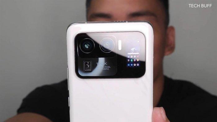 Harga Xiaomi Mi 11 Ultra, Tak Cuma Baterai 5000 mAh Tapi Kamera belakang 50 MP & Kamera Depan 20 MP