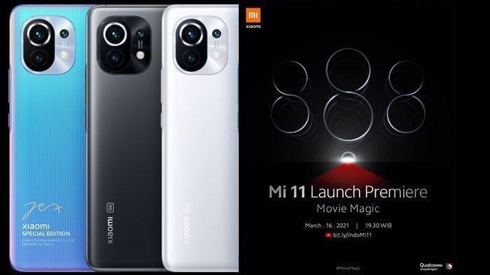 Xiaomi Mi 11 Meluncur Di Indonesia 16 Maret 2021, Ini Bocoran Harga dan Spesifikasinya