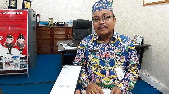 Dinas PMD Kabupaten Kapuas Minta Daftar Penerima Bantuan Sosial Diumumkan