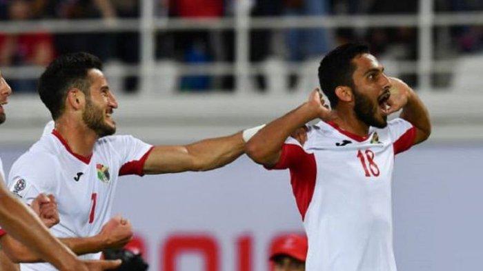 Hasil Piala Asia 2019 - Yordania Menang Kontra Suriah Hingga Lolos ke Babak 16 Besar