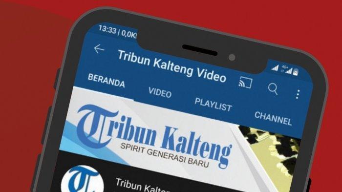Link Live Streaming Launching Tribunkalteng.com, Disiarkan Langsung di Tiga Platform Berbeda