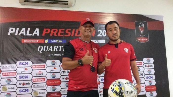 Kekecewaan Gelandang Kalteng Putra Yu Hyun-koo Belum Jadi Pemain Naturalisasi di Shopee Liga 1 2019