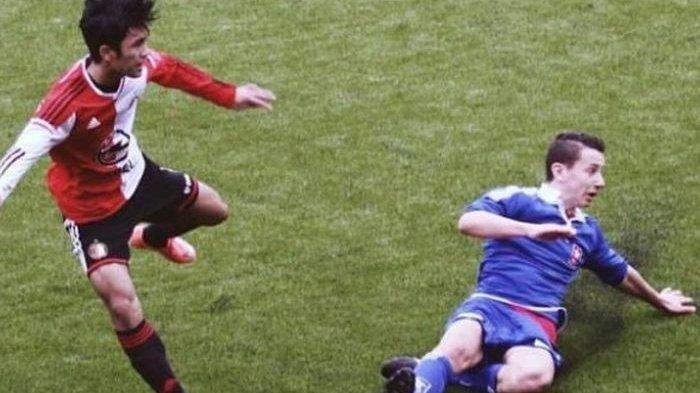 13 Tahun Merumput di Belanda dan Ditawar 2 Klub Liga 1, Yussa Nugraha Pilih Persis Solo di Liga 2