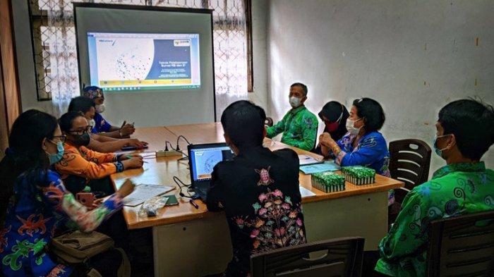 Empat Instansi Pemkab Kapuas Ikut Penilaian Zona Integritas Wilayah Bebas Korupsi