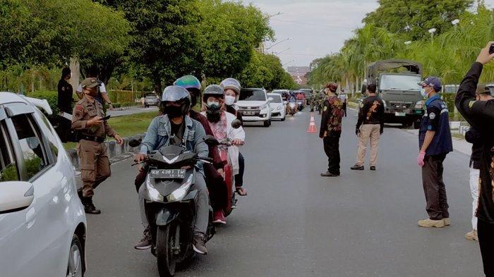 Kalteng Terbebas dari Zona Merah Covid-19, Penertiban Masker Terus Digencarkan