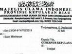 tribun-kalteng-surat-majelis-ulama-indonesia-kepri_20180801_101810.jpg