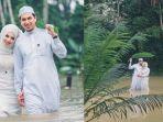 tribunkaltengcom-pernikahan-di-tengah-banjir.jpg