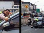 tribunkaltengcom-polisi-bergelantungan-di-kap-mobil.jpg